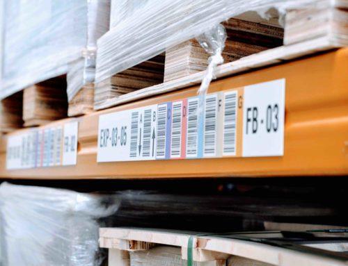 Kennzeichnung als Basis für automatisierte Fördertechnik mittels Multi-Level-Shuttle